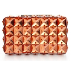 bcbg_max_azria_lulu_square_stone_clutch_neon_orange_[M]20015411