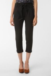 Urban Outfitters Silk Trousers
