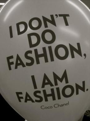 Falling in Fashion