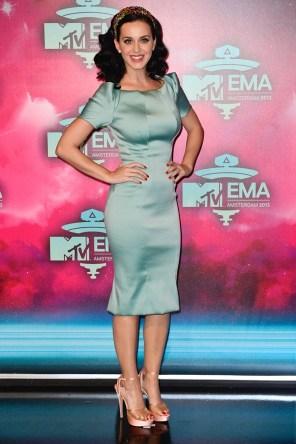 Katy Perry in Zac Posen