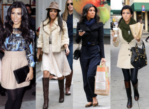 Dress Like the Celebrity: Kourtney Kardashian