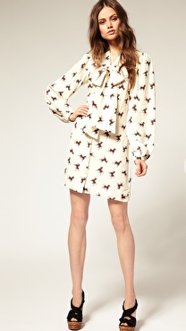 ASOS horse dress