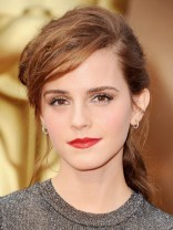 EMMA WATSON -- Best statement lip of the night