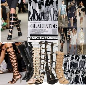 Hottest Shoe Trend For Spring & Summer 2014